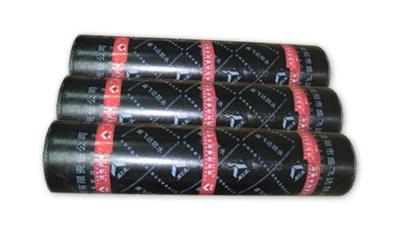 改性沥青聚乙烯胎防水卷材